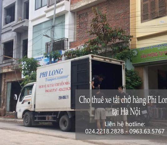 Dịch vụ cho thuê taxi tải Phi Long tại phố Châu Văn Liêm