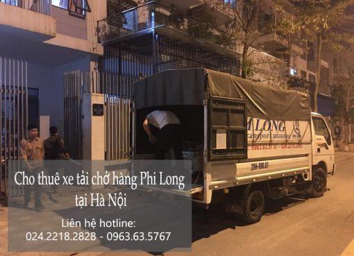Cho thuê xe tải chuyên nghiệp Phi Long tại phố Cổ Nhuế