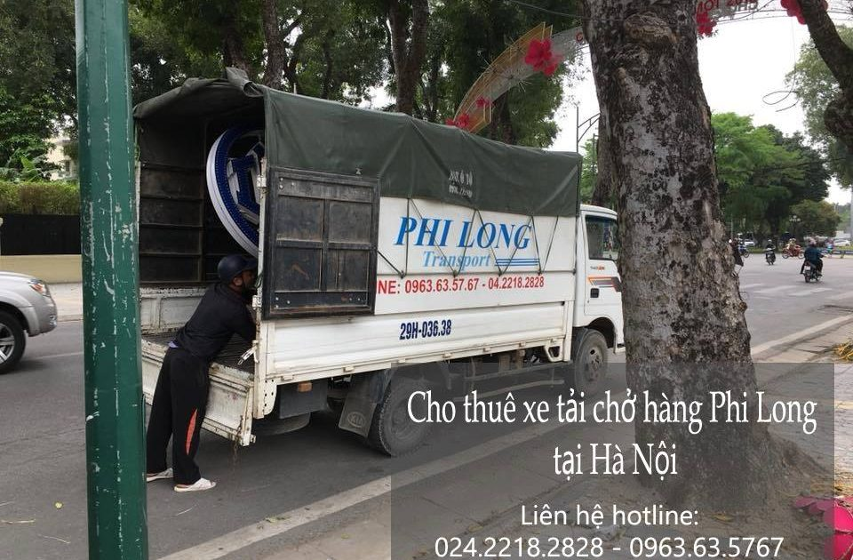 Dịch vụ cho thuê taxi tải giá rẻ Phi Long tại phố Huỳnh Tấn Phát