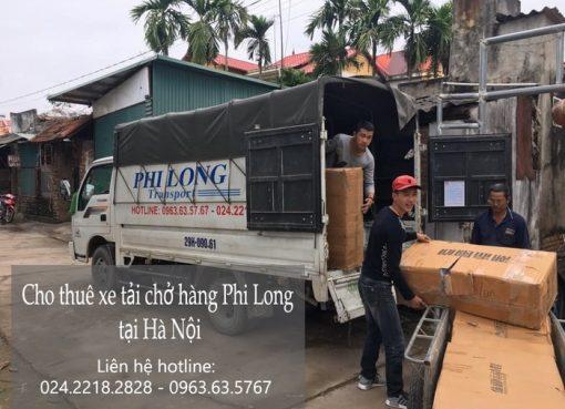 Dịch vụ cho thuê xe taxi tải Phi Long tại phố Kim Quan