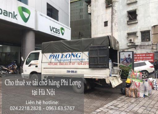 Taxi tải giá rẻ Phi Long tại phố Huỳnh Văn Nghệ