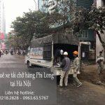 Dịch vụ xe tải chở thuê Phi Long tại phố Cao Xuân Huy