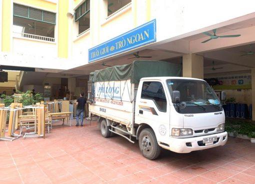 Dịch vụ cho thuê xe tải tại phường Cửa Đông