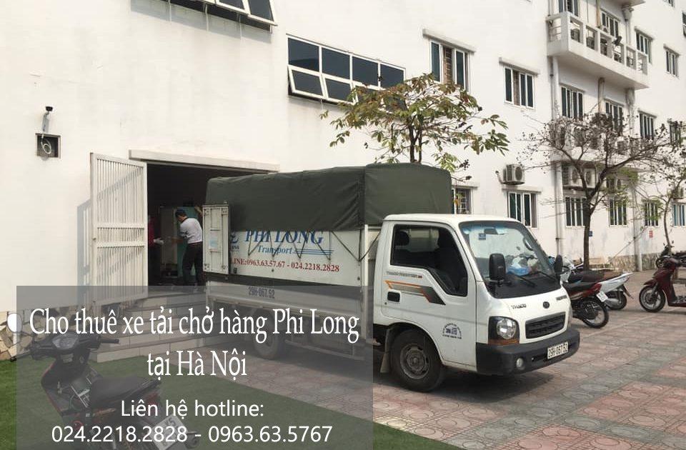 Cho thuê taxi tải giá rẻ Phi Long tại phố Đức Diễn