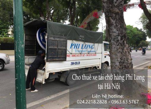 Dịch vụ cho thuê xe tải tại phường Bưởi