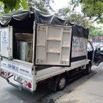 Dịch vụ cho thuê xe tải tại phường Cầu Diễn