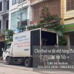 Dịch vụ cho thuê xe tải tại phường Trung Tự