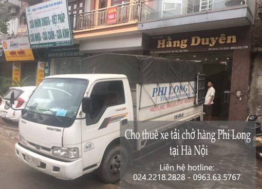 Dịch vụ cho thuê xe tải tại phường Trung Phụng