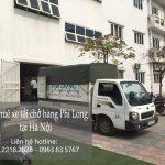 Công ty chở hàng thuê Phi Long tại phố Cao Lỗ