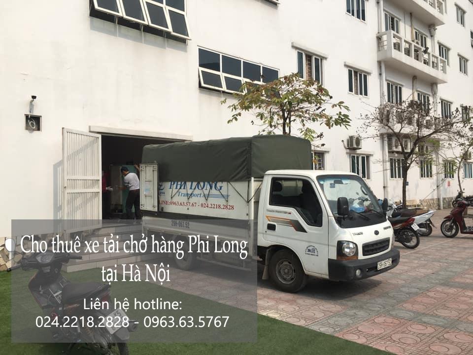 Dịch vụ cho thuê xe tải tại phường Thụy Phương