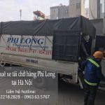 Dịch vụ taxi tải Phi Long tại xã Liên Ninh