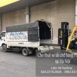 Hãng cho thuê taxi tải Phi Long tại phố Bắc Hồng