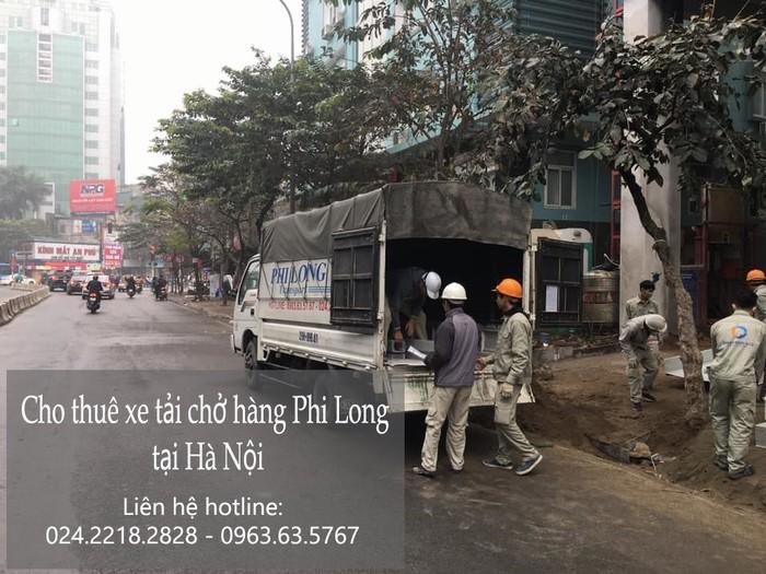 Dịch vụ taxi tải tại xã Duyên Hà