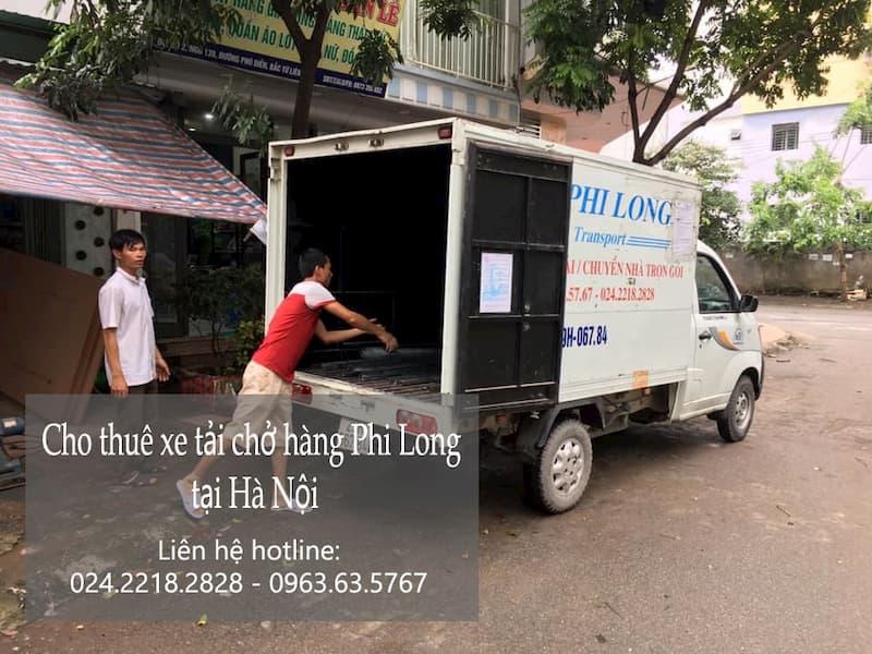 Hãng chở hàng thuê giá rẻ Phi Long phố Hàng Đậu