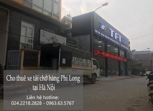 Dịch vụ chở hàng Tết giá rẻ Phi Long phố Hàng Bún