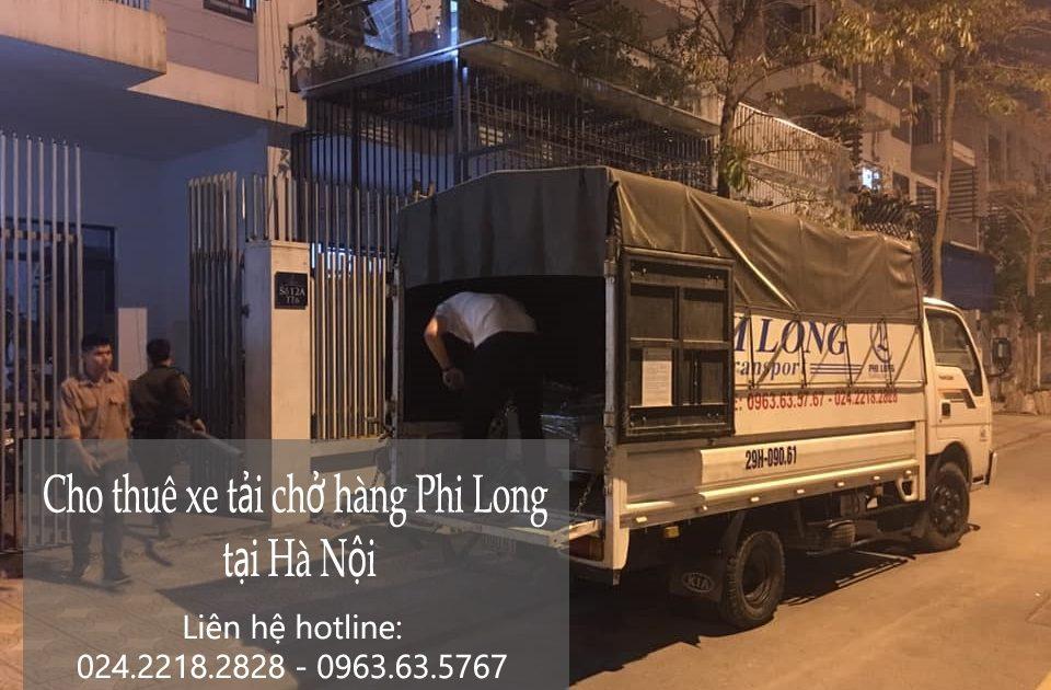Dịch vụ cho thuê xe tải Phi Long tại xã Xuy Xá