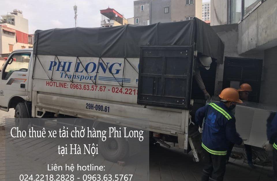 Dịch vụ cho thuê xe tải tại xã Trung Châu