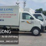Dịch vụ cho thuê xe tải tại xã Minh Khai