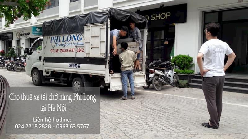 Phi Long taxi tải chất lượng phố Lạc Nghiệp