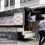Cho thuê xe tải chất lượng Phi Long phố Minh Khai