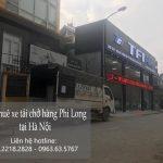 Vận tải chất lượng Phi Long phố Kim Mã