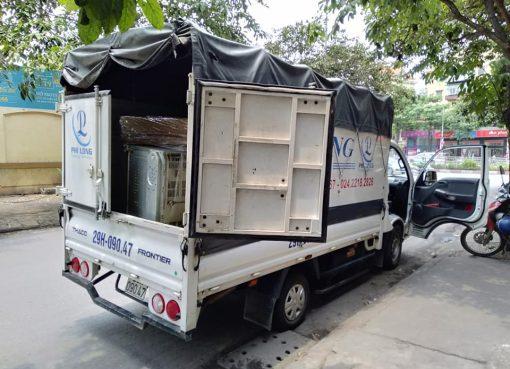Cho thuê taxi tải giá rẻ Phi Long phố Khương Thượng
