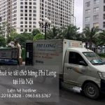 Dịch vụ cho thuê xe tải Phi Long tại xã Hồng Thái