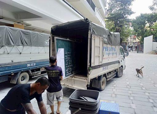 Dịch vụ cho thuê xe tải tại xã vân Từ