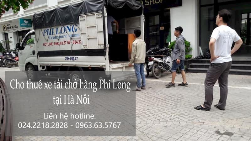 Công ty xe tải chở hàng chất lượng phi Long phố Cửa Nam