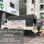 Dịch vụ cho thuê xe tải Phi Long tại xã Phúc Tiến