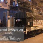 Chở hàng thuê chất lượng cao Phi Long đường Vũ Quỳnh
