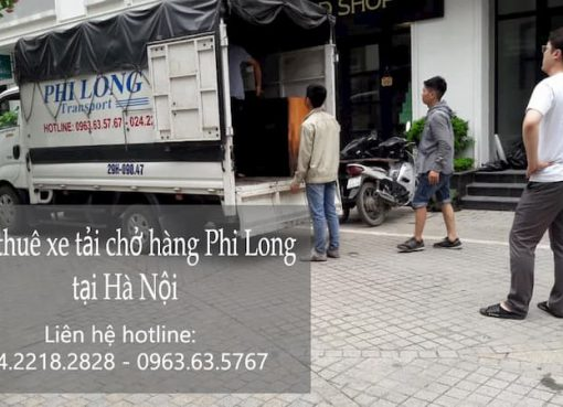 Dịch vụ cho thuê xe tải giá rẻ tại đường Lê Đức Thọ