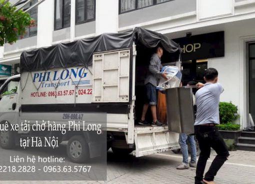 Dịch vụ cho thuê xe tải Phi Long tại phố Trúc Khê