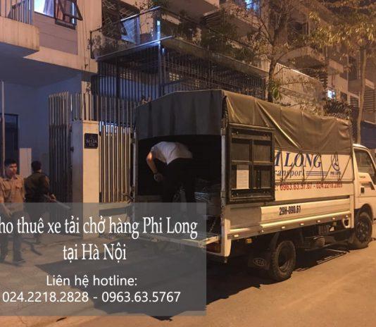 Dịch vụ cho thuê xe tải Phi Long tại xã Phú Kim