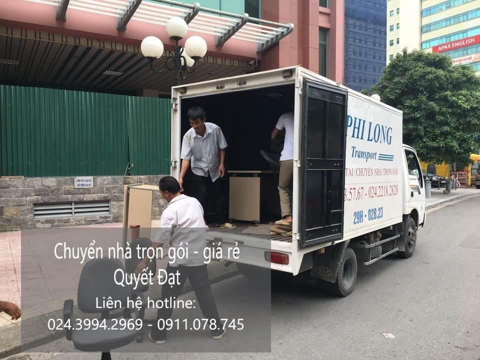 Dịch vụ cho thuê xe tải Phi Long tại xã Chàng Sơn