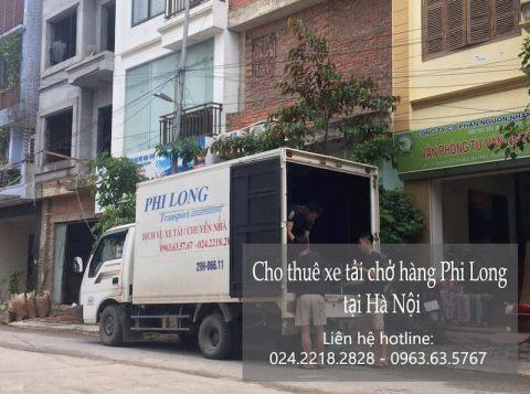 Dịch vụ cho thuê xe tải tại đường Trần Khánh Dư