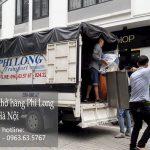 Dịch vụ cho thuê xe tải giá rẻ tại phố Thiền Quang