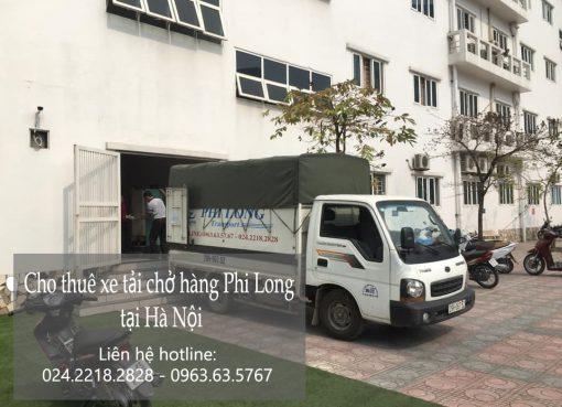 Dịch vụ cho thuê xe tải Phi Long tại phường long biên