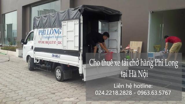 Dịch vụ cho thuê xe tải Phi Long tại đường tô hiệu