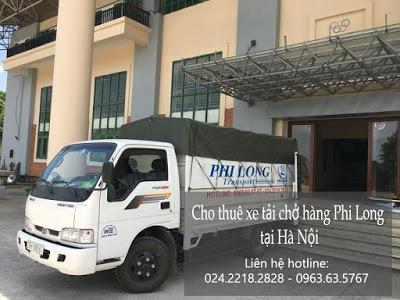 Dịch vụ cho thuê xe tải Phi Long tại đường Thị Cấm