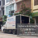 Dịch vụ cho thuê xe tải Phi Long tại đường Mai Dịch
