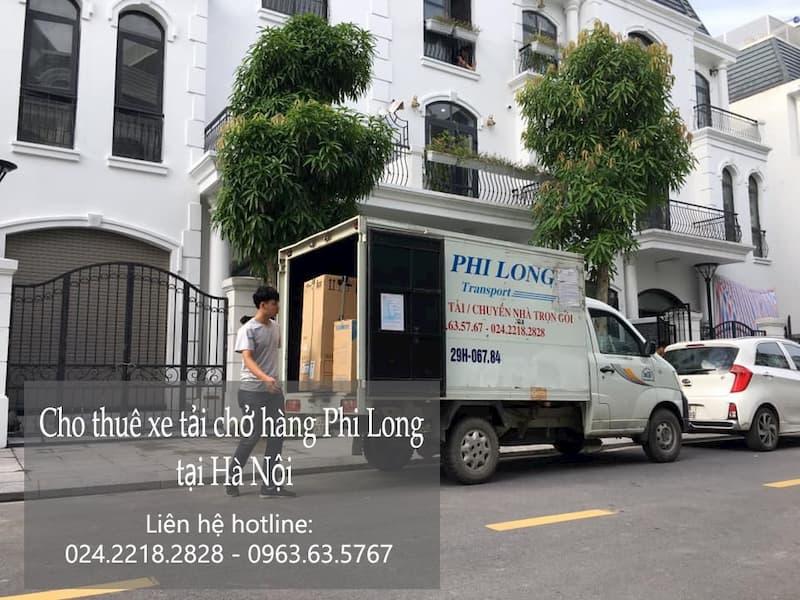 Dịch vụ cho thuê xe tải tại đường hoàng minh đạo