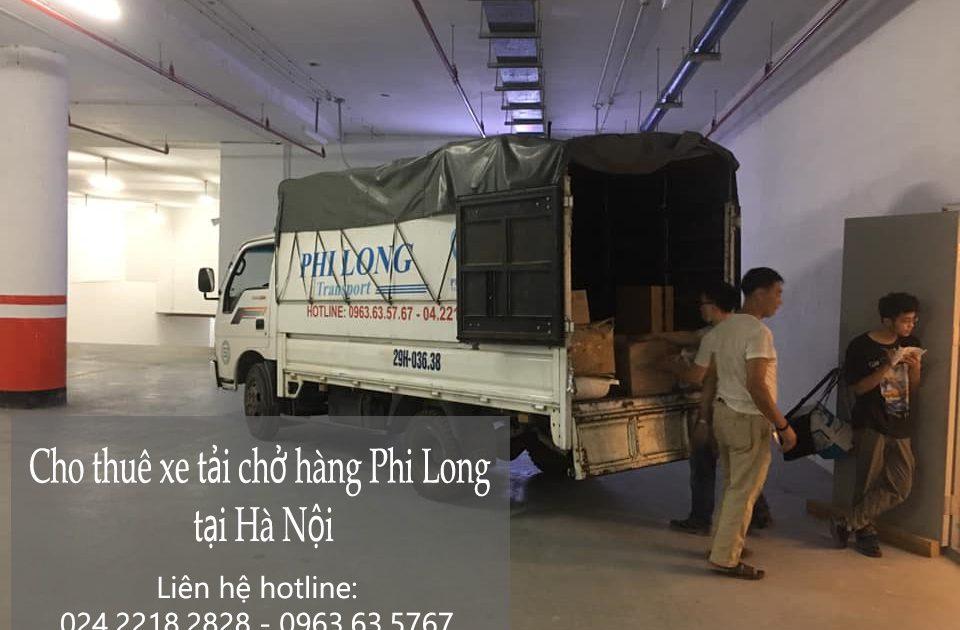 Dịch vụ cho thuê xe tải chở hàng Phi Long tại phố Bồ Đề đi Hải Phòng