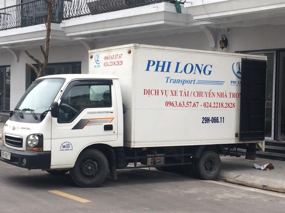 Dịch vụ thuê xe chở hàng 5 tạ