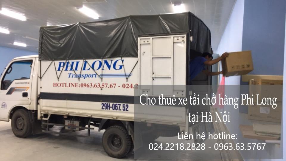 Dịch vụ cho thuê xe tải tại đường Hữu Hưng