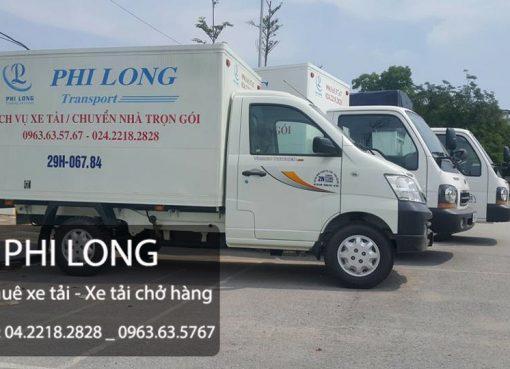 dịch vụ thuê xe tải 5 tạ tại đường lưu khánh đàm