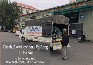 Chuyển nhà chất lượng giá rẻ Phi Long phố Hàng Bông