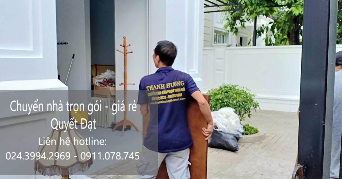 Dịch vụ cho thuê xe tải tại phố Sài Đồng
