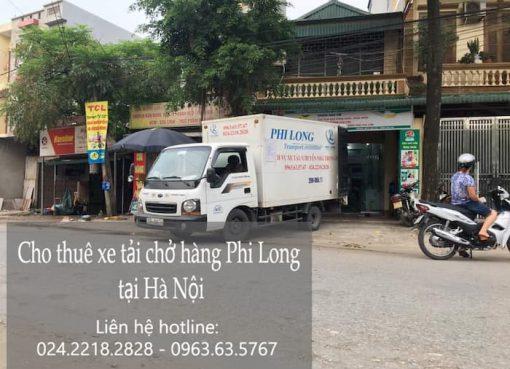 công ty taxi tải hà nội tại khu đô thị Sài Đồng