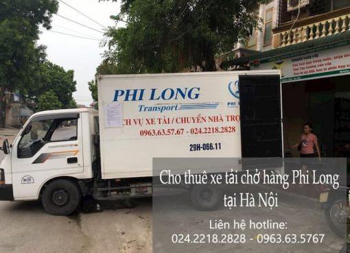taxi tải hà nội phi long tại đường nguyễn lam